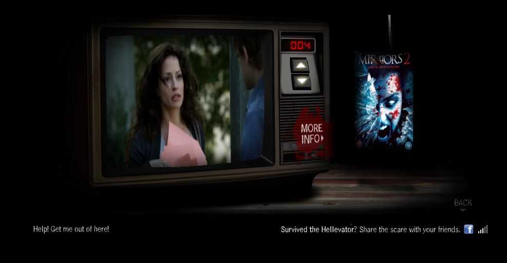 Xbox.com Hellevator - Trailer player