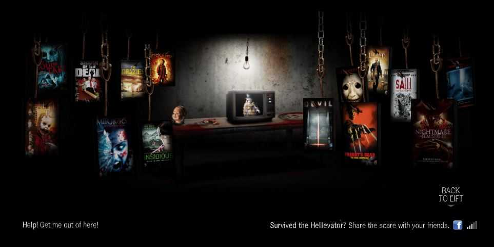 Xbox.com Hellevator - Movies for Sale